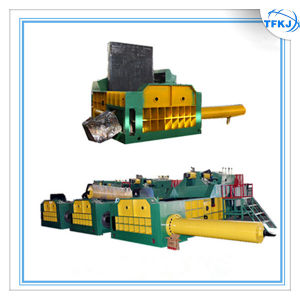 160t Horizontal Scrap Steel Recycling Machine (CE and ISO) pictures & photos