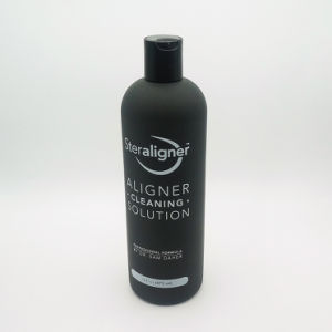Elegant New Soft Material Shampoo Bottle with Press Screw Cap