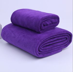 Buy Cheap Super Absorbent Fleece Quick-Dry Polyester Microfiber Towel China pictures & photos