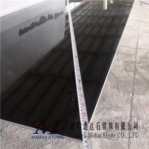 china absolute black granite tiles