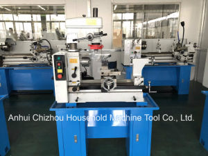 Combination Machines with Turing, Milling, Drilling and Threading (HQ400/3A HQ400/3B HQ400/3L) pictures & photos