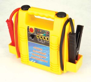 12V Jump Starter with Lead Acid Battery
