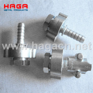 Ground Joint Interlocking Coupling Stem Hose Coupling pictures & photos