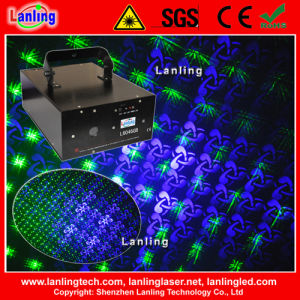 8patterns Blue & Green DJ Laser Lights for Sale pictures & photos
