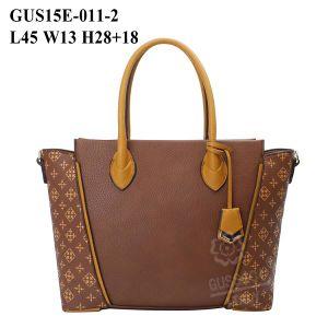 2017 Gussaci New Fashion High Quality Pu Leather Women Handbag