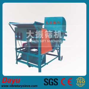 Dzl-8 Grain Sieving and Throwing Machine pictures & photos