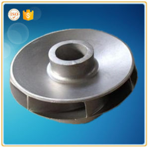 OEM Iron Casting Closed Impeller for Centrifugal Pump