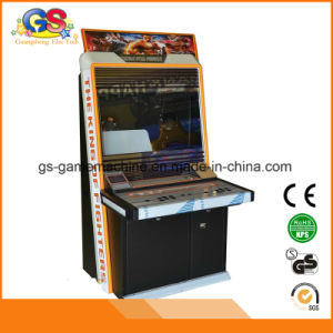 token fighting video cabinet game arcade machine tekken tag tournament