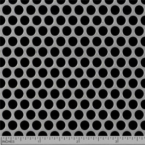 Perforated Metal Mesh of Different Materials