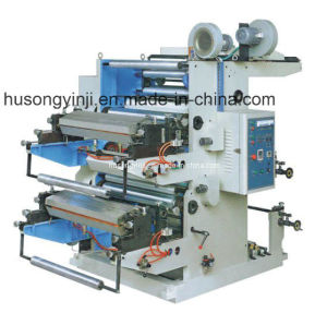 Plastic Bag Flexo Printing Machine pictures & photos