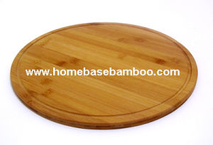 Bamboo Cutting Board Placemat (Chopping Board) Hb2241 pictures & photos