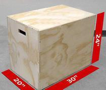 Plyometric Agility Training 3 in 1 Plyometric Box pictures & photos