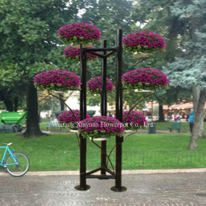 Selling High Quality Outdoor Western Style Flower-Stand