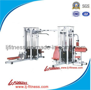 Deluxe 8-Station Multi Gym Equipment (LJ-5906)