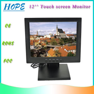12 Inch Touch Screen Monitor pictures & photos