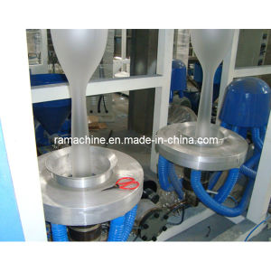 Film Blowing Extruder Machine for Plastic PE/HDPE/LLDPE