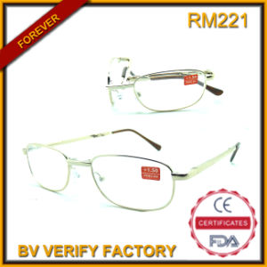 RM211 Foldaway Reading Glasses (with Matched Pouch) pictures & photos