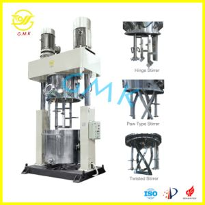 Dlh-1100L Ms Sealant Neutral Silicone Sealant Mixing Sealants Double Disperser Planetary Mixer pictures & photos