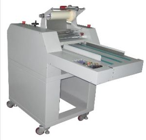 Pneumatic Roll Thermal Laminating Machine/Laminator (HS380FC) pictures & photos