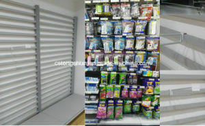 Supermarket Display Shelf with Hanging Hooks for Blister Package pictures & photos