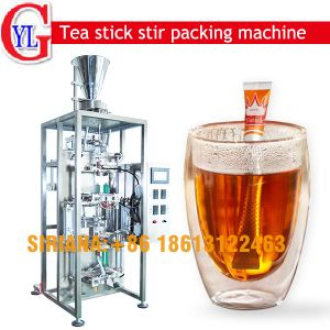 Tea Stick Bag Packing Machine (inner and outer bag) pictures & photos