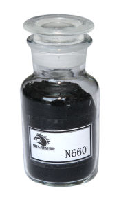 Wet Process Granule Carbon Black (N660) pictures & photos