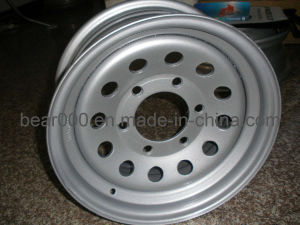 Steel Wheel 14X6.5 for Pick up pictures & photos