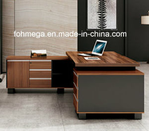 MFC Modern Fashion Elegant Design Executive Office Desk (FOH-HMC281) pictures & photos