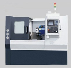 Multi Function Slant Bed CNC Turning Lathe Machine Price Ck63L pictures & photos