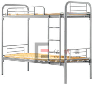Fashional Design Metal Bunk Bed for Student Dormitory pictures & photos