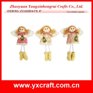 Christmas Decoration (ZY11S255-6-7-8) Christmas Fashion Angel Santa Christmas Gift pictures & photos