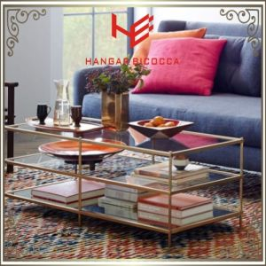 Tea Table (RS161004) Coffee Table Console Table Stainless Steel Furniture Home Furniture Hotel Furniture Modern Furniture Table Side Table Corner Table