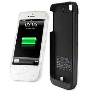 Free Shipping Cost Backup Power Case Charger for iPhone 5