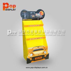Cardboard Display Shelves, Pop Template Display Box, Cardboard Display Box  (BP-SR374)
