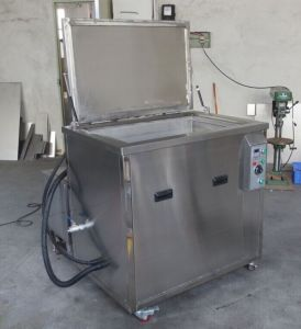 Custom Made Stainless Steel Ultrasonic Clean Tank pictures & photos