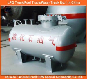 Asme LPG Gas Tank 5000liters LPG Storage Tank for Sale pictures & photos