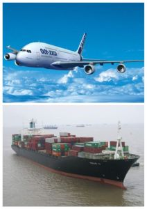 Fast Cheap Direct Delivery Air Freight to World Wide Cities Consolidated Services