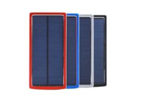 Portable USB Solar Charger for Mobile Phone MP3 MP4 iPad iPod iPhone Samsung (JH-2000S)