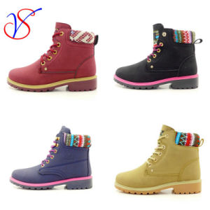 Parent-Child Man Women Child Injection Safety Work Working Safety Ankle Boots Shoes (SIZE: 24-45)
