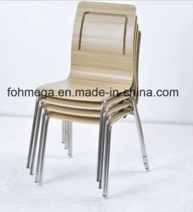 Stackable Bentwood Chair For Food Court (FOH NCP7)