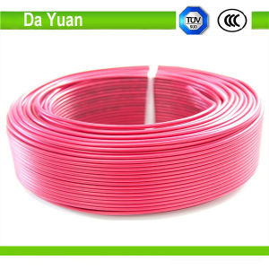 Copper Conductor Building BVV Red PVC Wire 300/500V pictures & photos