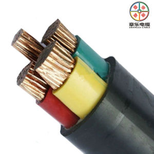 Cu Power Cable, PVC Electrical Cable