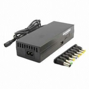 High-Power 120W Universal Notebook Power Adapter with 7V Voltage Regulation and USB Port