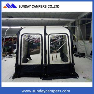 China 2 Front Door Caravan Porch Awning Inflatable Caravan Air