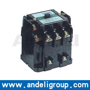 AC Contactor Electrical 4 Pole AC Contactor (CJX3) pictures & photos