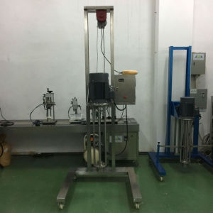 Tooth Paste Agitator Dispersion Homogenizer Mixer pictures & photos