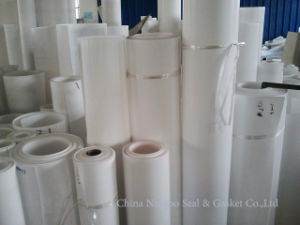 Soft Expanded PTFE Teflon Sheet pictures & photos