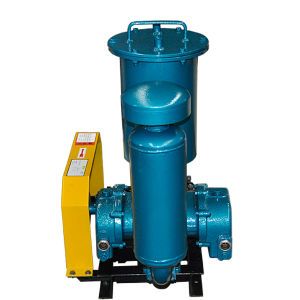 Double Stage Roots Vacuum Pump