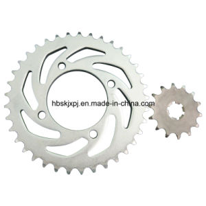 1023 Steel Motorcycle Sprocket/Chain Sprocket pictures & photos