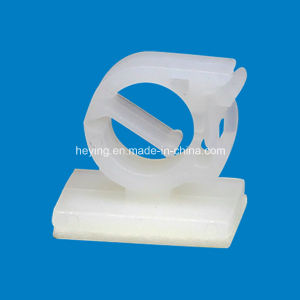 Plastic Wire Injection Cable Clamp pictures & photos
